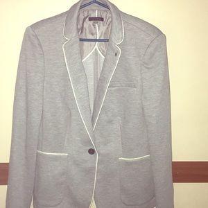 Tommy Hilfiger grey blazer NWT